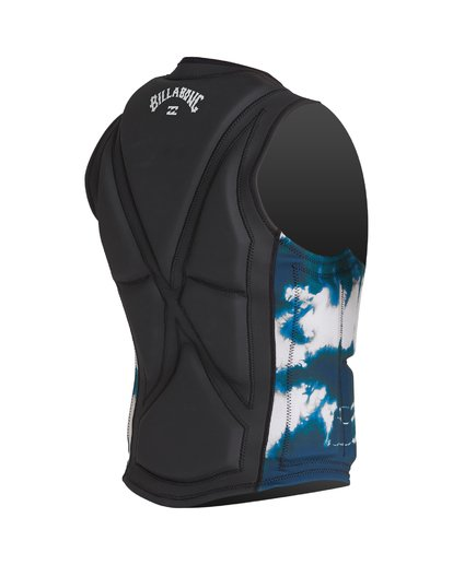 4 Sundays Wake Vest Blue MWVE1BSU Billabong