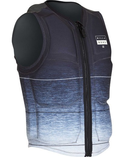 2 Pro Series Wake Vest Black MWVETBPS Billabong
