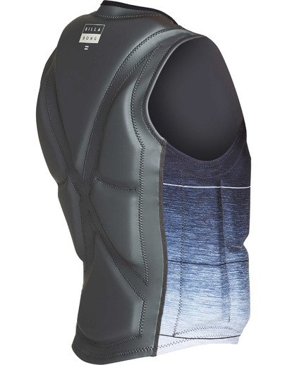 3 Pro Series Wake Vest Black MWVETBPS Billabong