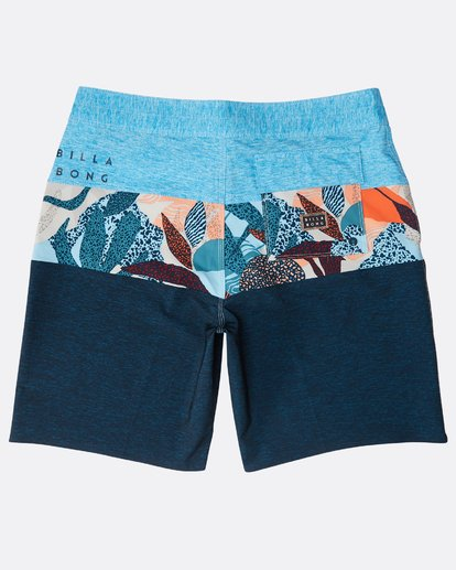 "1 Tribong Pro 19"" Boardshorts Blau N1BS05BIP9 Billabong"