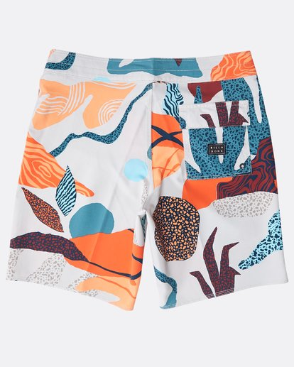 "1 Sundays Pro 18"" Boardshorts Gris N1BS06BIP9 Billabong"