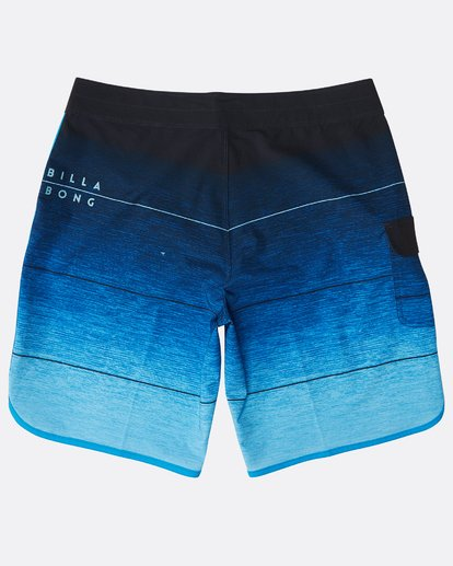 "1 73 Stripe Pro 19"" Boardshorts Blau N1BS10BIP9 Billabong"