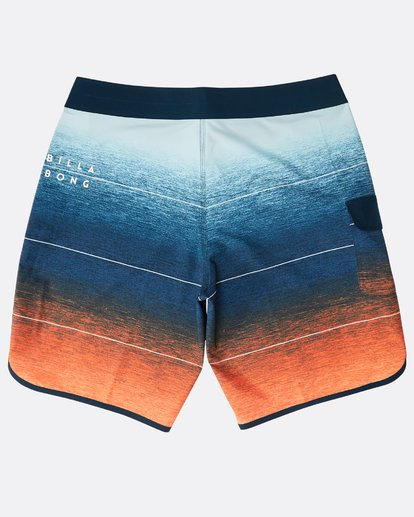 "1 73 Stripe Pro 19"" Boardshorts Naranja N1BS10BIP9 Billabong"