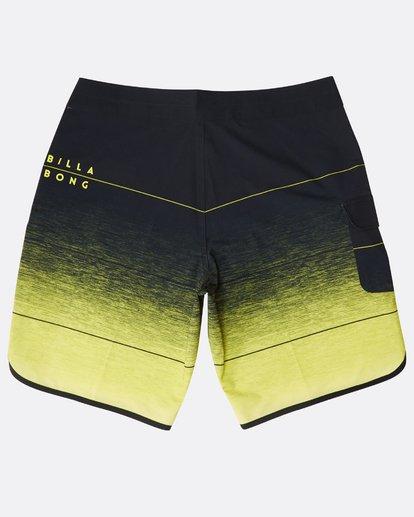 "1 73 Stripe Pro 19"" Boardshorts Yellow N1BS10BIP9 Billabong"