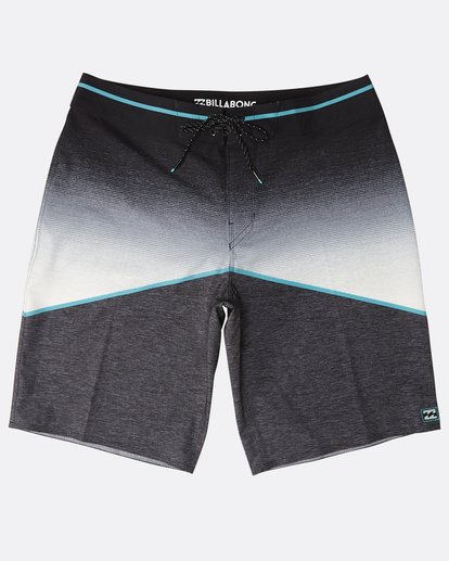 "0 North Point Pro 20"" Boardshorts Negro N1BS11BIP9 Billabong"