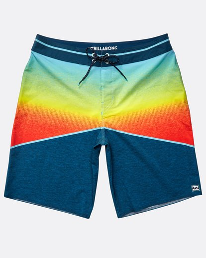 "0 North Point Pro 20"" Boardshorts Orange N1BS11BIP9 Billabong"