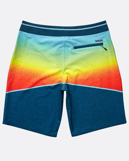 "1 North Point Pro 20"" Boardshorts Orange N1BS11BIP9 Billabong"