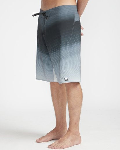 "5 Fluid Pro 21"" Boardshorts Grey N1BS12BIP9 Billabong"