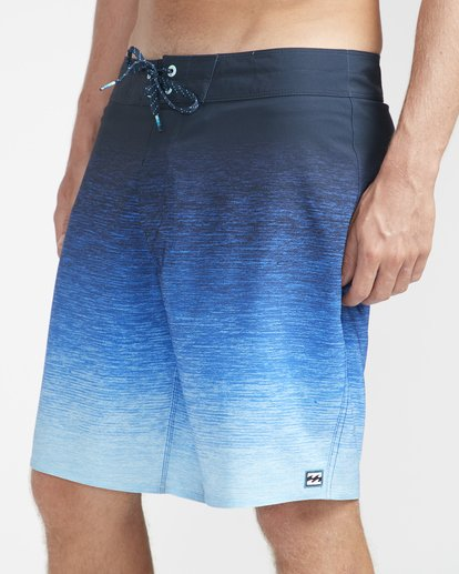 "3 Tripper Pro 18"" Boardshorts Azul N1BS15BIP9 Billabong"