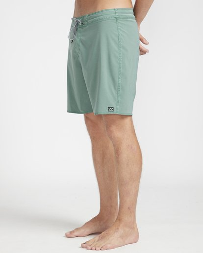 "5 All Day Ovd Pro 17"" Boardshorts Verde N1BS19BIP9 Billabong"