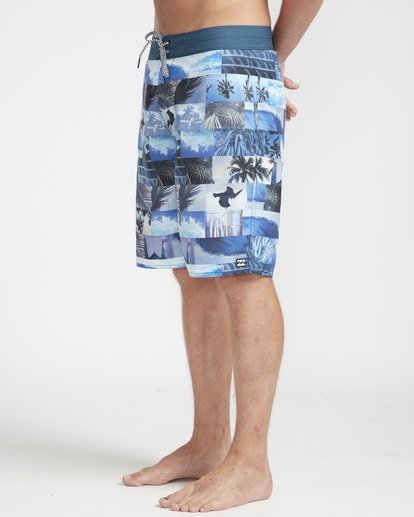 "5 Horizon Originals 20"" Boardshorts Blue N1BS30BIP9 Billabong"