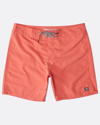 "0 All Day Originals 17"" Boardshorts Orange N1BS34BIP9 Billabong"