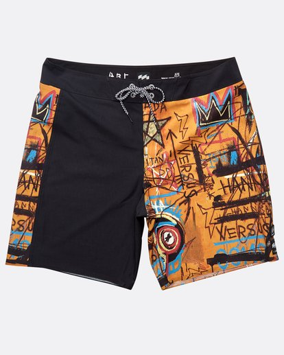 "0 Hanibal Pro 17"" Boardshorts Orange N1BS40BIP9 Billabong"