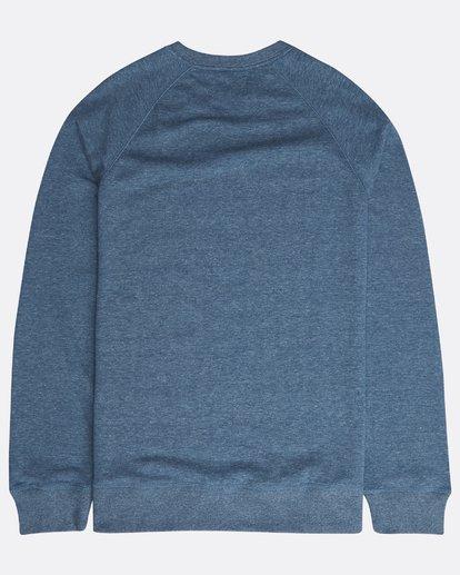 1 Trademark Sweatshirt Blau N1CR01BIP9 Billabong