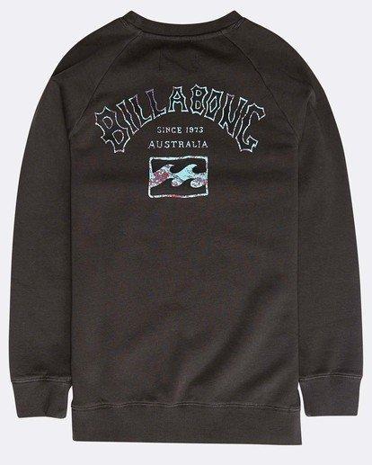 1 Archin Sweatshirt Schwarz N1CR03BIP9 Billabong