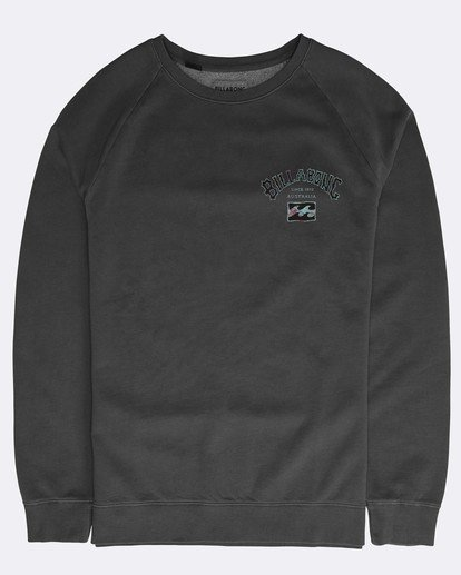 0 Archin Sweatshirt Schwarz N1CR03BIP9 Billabong
