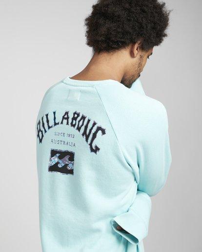 2 Archin Sweatshirt Grün N1CR03BIP9 Billabong