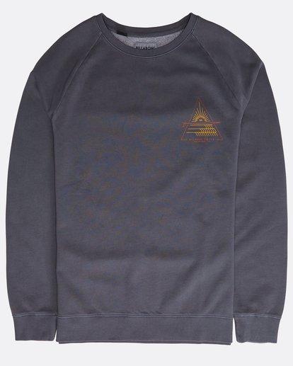 0 Prismboard Sweatshirt Grau N1CR04BIP9 Billabong