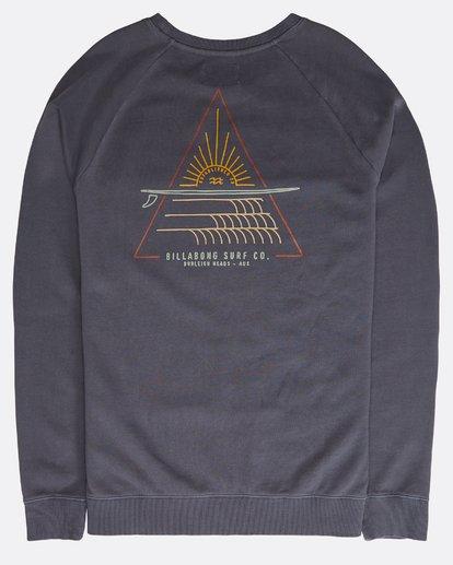 1 Prismboard Sweatshirt Grau N1CR04BIP9 Billabong