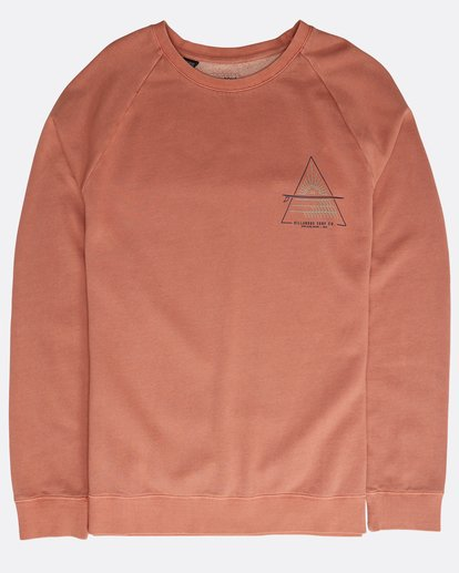 0 Prismboard Sweatshirt Grün N1CR04BIP9 Billabong