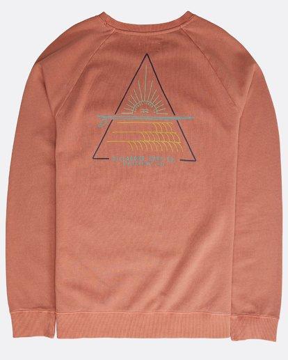 1 Prismboard Sweatshirt Grün N1CR04BIP9 Billabong
