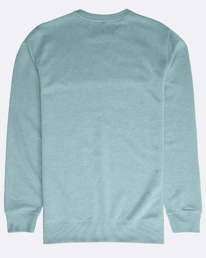 1 All Day Crew Sweatshirt Grün N1FL01BIP9 Billabong