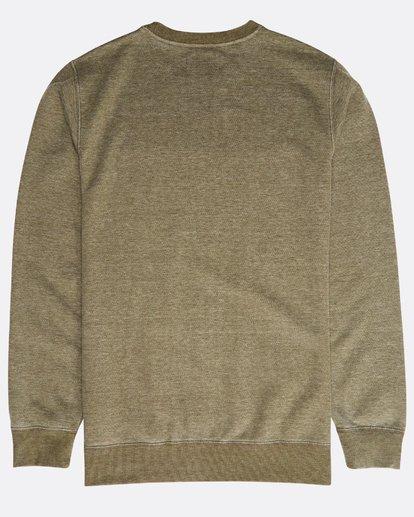 1 All Day Washed Crew Sweatshirt  N1FL02BIP9 Billabong