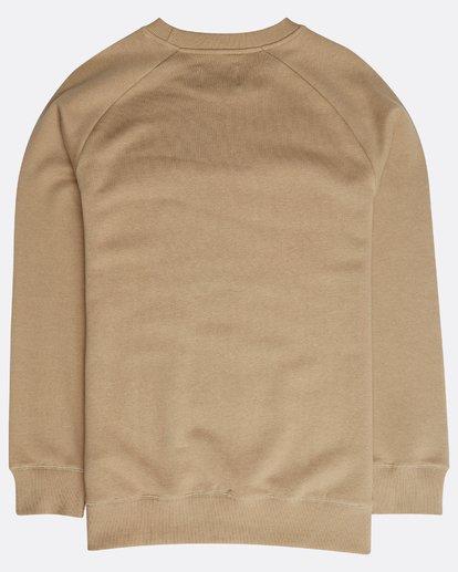 1 Original Crew Sweatshirt Grau N1FL04BIP9 Billabong