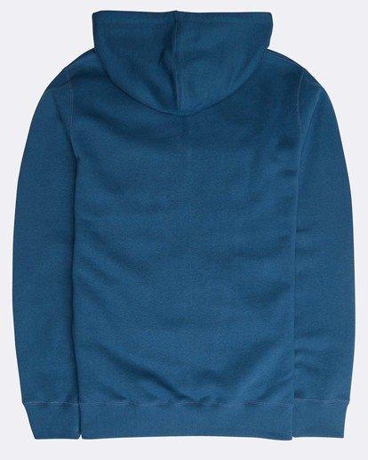 2 Original Zip Hoodie Blau N1FL12BIP9 Billabong