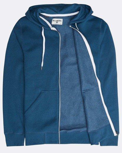 1 Original Zip Hoodie Blau N1FL12BIP9 Billabong