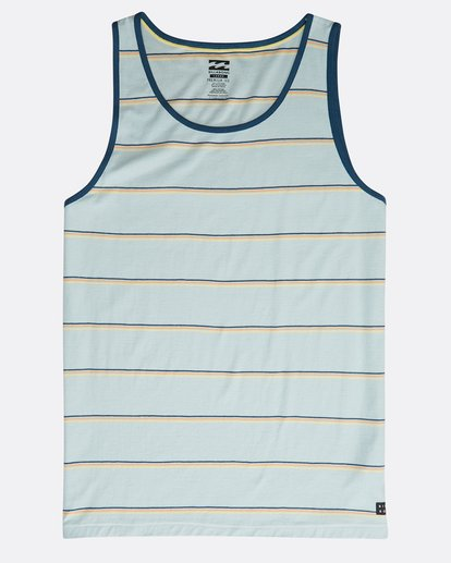 0 Die Cut Tank Top Blau N1JE03BIP9 Billabong
