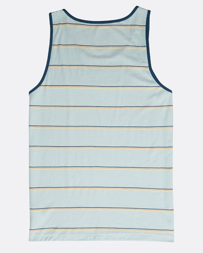 1 Die Cut Tank Top Blau N1JE03BIP9 Billabong