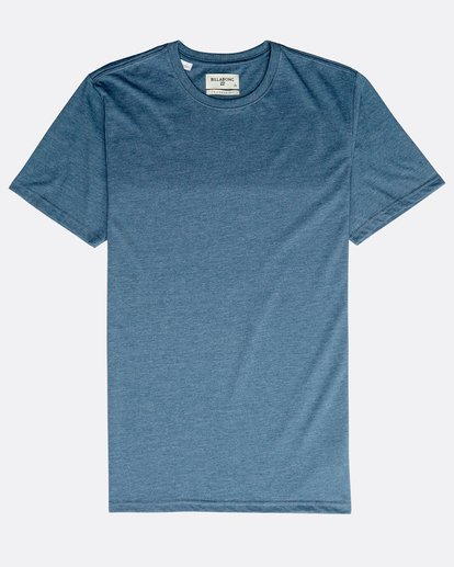 0 All Day Crew T-Shirt Blue N1JE04BIP9 Billabong