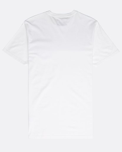 1 All Day Printed Crew T-Shirt Weiss N1JE06BIP9 Billabong