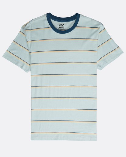 0 Die Cut Stripe Ss Cr Azul N1JE09BIP9 Billabong