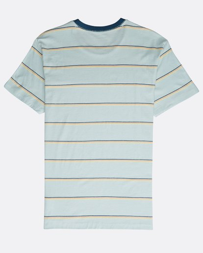 1 Die Cut Stripe Ss Cr Blau N1JE09BIP9 Billabong
