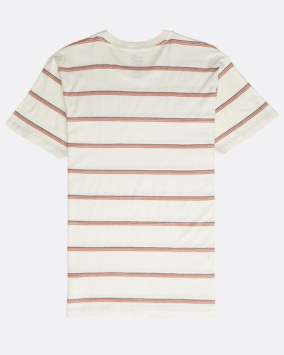 1 Die Cut Stripe Ss Cr Beige N1JE09BIP9 Billabong