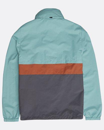 1 Wind Swell Anorak Jacket Grün N1JK02BIP9 Billabong