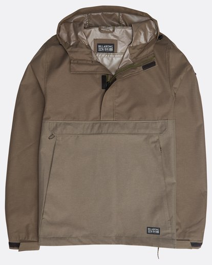 0 Boundary Shell Jacket Gemustert N1JK03BIP9 Billabong