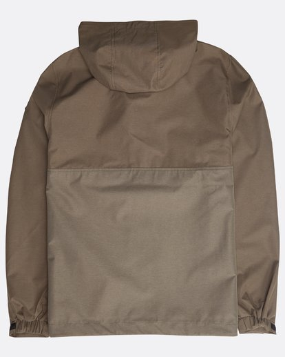 1 Boundary Shell Jacket Gemustert N1JK03BIP9 Billabong
