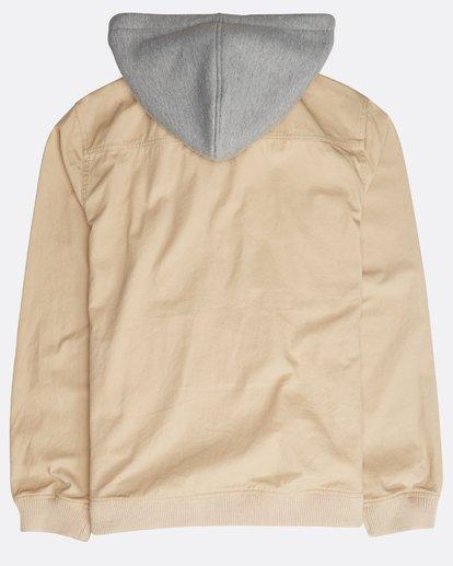 1 Barlow Canvas Jacket Grün N1JK04BIP9 Billabong
