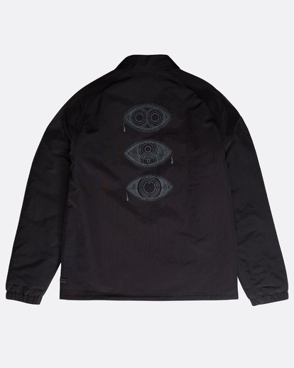 1 Bone Thrower Ocular Jacket Noir N1JK10BIP9 Billabong
