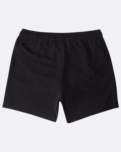 "1 All Day Laybacks 16"" Boardshorts Schwarz N1LB01BIP9 Billabong"