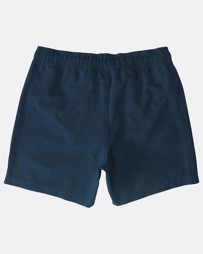 "1 All Day Laybacks 16"" Boardshorts Azul N1LB01BIP9 Billabong"