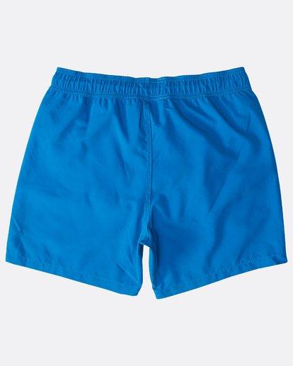 "1 All Day Laybacks 16"" Boardshorts Blau N1LB01BIP9 Billabong"