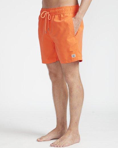 "5 All Day Laybacks 16"" Boardshorts Naranja N1LB01BIP9 Billabong"