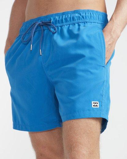 "2 All Day Laybacks 16"" Boardshorts Blau N1LB01BIP9 Billabong"