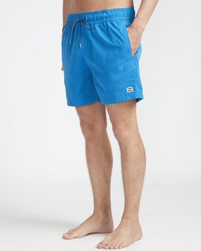 "5 All Day Laybacks 16"" Boardshorts Blau N1LB01BIP9 Billabong"