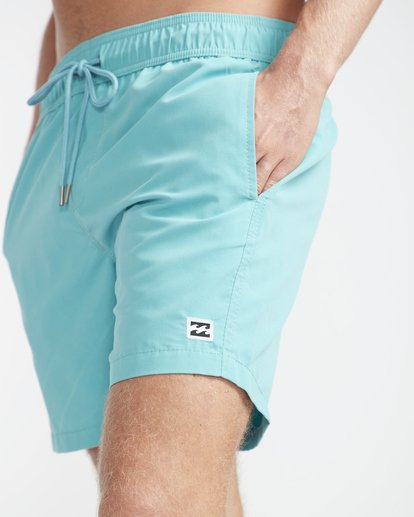 "2 All Day Laybacks 16"" Boardshorts Grün N1LB01BIP9 Billabong"