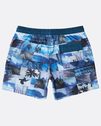 "1 Sundays Laybacks 16"" Boardshorts Blau N1LB04BIP9 Billabong"